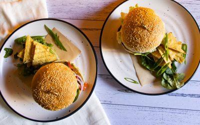 Vegan Burger Launceston